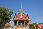 Templo tailandês — Fotografia Stock