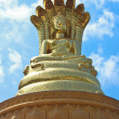 Golden buddha — Stock Photo #24573511