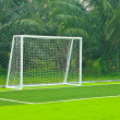 Soccer net — Stock Photo #32732129