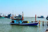 Fishing boat — Foto Stock