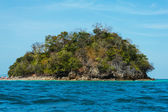 View of andaman sea, thailand — Stock Photo