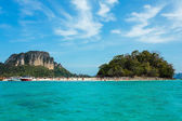 View of andaman sea, thailand — Stock Photo