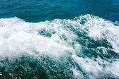 The sea and the waves  — Stock Photo