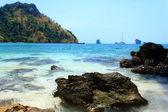 Zee strand — Stockfoto