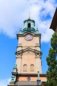 Stockholm Cathedral (Storkyrkan) — Stock Photo