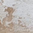 Stock Photo: Old dilapidated light concrete wall
