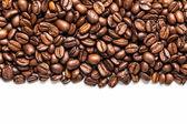 咖啡条纹 — 图库照片