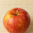 Stock Photo: Apple on mat