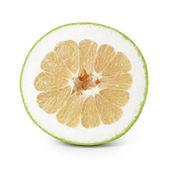 Half of sweetie citrus — Photo