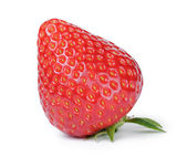 Fresh ripe whole strawberry — Stok fotoğraf