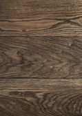 Old stained bog oak texture — Stock Photo