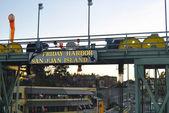 Friday Harbor Dock — Stock Photo
