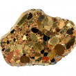 Conglomerate puddingstone — Stock Photo