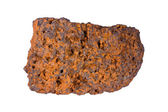 Iron ore (limonite) — Foto Stock