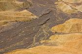 долина реки сухой — Стоковое фото
