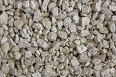 Crushed rocks (aggregate) — 图库照片