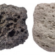 Scoria and pumice — Stock Photo