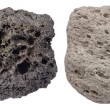 Scoriand pumice — Stock Photo #28500571