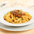 Italian pasta with bolognese sauce — Stock Photo #20730065