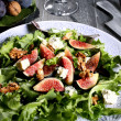 Figs salad — Stock Photo