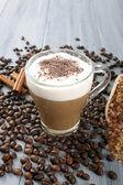 Coffee and milk — Stock Photo