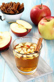 Apple drink — Stockfoto