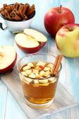 Bebida de manzana — Foto de Stock