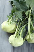 Kohlrabi — Stock Photo