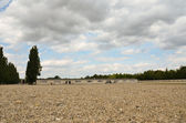 Dachau-square of appeals — Stock Photo