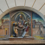 Постер, плакат: Plateola of St Francis