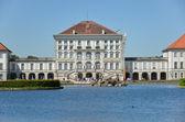 Castelo de nymphenburg — Foto Stock