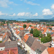 Fussen Germany ,city del'allgau 1 — Stock Photo