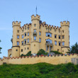 Stock Photo: Castle Hohenschwangau, Germany 2