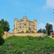 Castle Hohenschwangau, Germany 1 - Stock Photo