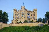 замок хоэншвангау, германия 2 — Стоковое фото