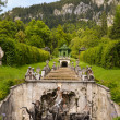 Stock Photo: Neptune Fountain, Linderhof Germany 2