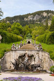 Neptune Fountain, Linderhof Germany 2 — Stock Photo