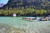 Plansee, lake Austrian 5 — Stock Photo