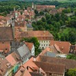 Rothenburg ob der Tauber, overview 9 — Stock Photo #16813569
