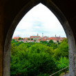 Rothenburg ob der Tauber, overview 4 — Stock Photo #16971955