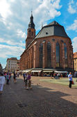 Heidelberg, the main cathedral 1 — ストック写真