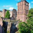 Stock Photo: Heidelberg, castle ruins 2