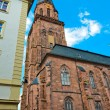 Stock Photo: Heidelberg, church steeple 1
