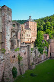 Heidelberg, castle ruins 1 — Stock Photo