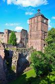 Heidelberg, castle ruins 2 — Stock Photo