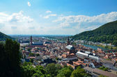 Heidelberg, panoramic view 3 — Stock Photo
