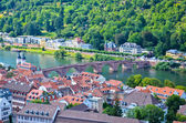 Heidelberg, vista panorámica 1 — Foto de Stock