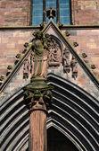 Freiburg, monastery 3 — Stock Photo
