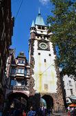 Freiburg, Tower City 1 — Stockfoto