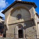 Постер, плакат: Radda in Chianti Rectory of St Nicholas Tuscany 3